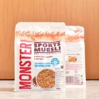 Monster Sport Muesli - Monster Muesli - Healthy Food [IMPORT]