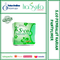 Pembalut Herbal SCOPantyliner-S.C.O Pantyliner