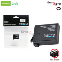 Battery/batre/baterai Gopro Hero 4 AHDBT-401 Rechargeable Lithium-Ion