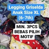 Legging Anak Griselda uk. XL, Bebas pilih motif
