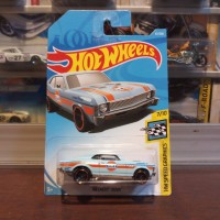 Hot Wheels 68 Chevy Nova Gulf