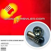 Lampu Rem LED Avanza Xenia Ertiga Innova agya ayla Bayonet Extrime