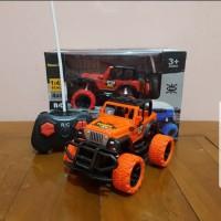 Mobil Remote Control Jeep Mini - RC Car Mini Jeep - Mainan Mobil Jeep