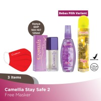 Camellia Stay Safe 2