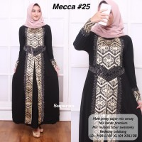 GAMIS ABAYA turkey 798 JERSEY mix CERUTY BORDIR high quality