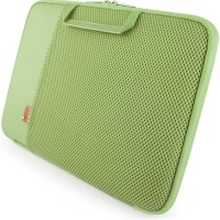 Tas Laptop 13inch COZISTYLE Macbook Sleeve Case Waterproof - Green