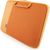 Tas Laptop 13 inch COZISTYLE Macbook Sleeve Case Waterproof - Orange