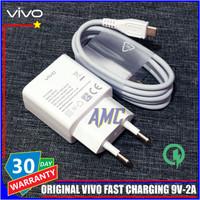 Charger Vivo V11 V11i V11 Pro ORIGINAL 100% Fast Charging Micro USB