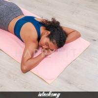 Alas Yoga Alas Olahraga Happyfit Alas Matras Yoga Olahraga Anti Slip
