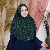 Hijab Ar Rafi Instan serut AR 374