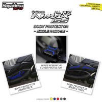 Hayaidesu All New Nmax 2020 PAKET HEMAT Middle Package Body Protector