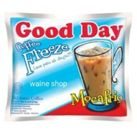 KOPI GOOD DAY FREEZE MOCAFRIO (10 Sachet)