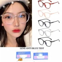 kacamata antiradiasi korean vintage