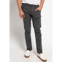 TRIPLE Celana Panjang Slim Fit (255 828 DGR) - Dark Grey