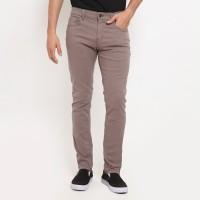 TRIPLE Celana Panjang (255 828 GRY) Slim Fit - Grey