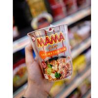 Mama Noodle Cup Shrimp Tom Yum 70Gr