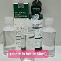 SOME BY MI AHA BHA PHA 30 Days Miracle Toner (share in bottle 60ml)