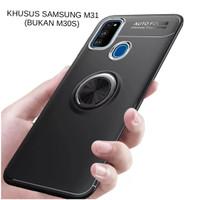 Casing Softcase Iring Samsung Galaxy M31 Soft Back Case