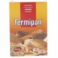 Fermipan Ragi Instant Kering/Instant Yeast 4 x 11 gram