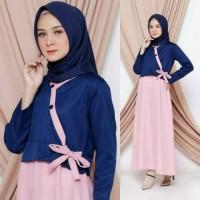 Promo/ DIA Dress terbaru - trend fashion muslim 2019