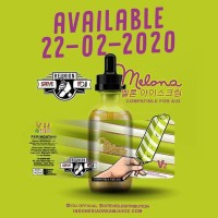 LIQUID MELONA V2 BY IDJ INDONESIA DREAM JUICE FREE BASE KODE 1085
