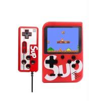GAMEBOY SUP + STICK 400 Games in 1 Game Retro Super Mario dll - Kuning