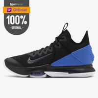 Sepatu Basket Nike Lebron Witness 4 HYPER COBALT Original BV7427-007