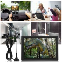 "TV Monitor Digital Portabel HD 1080P 14 """