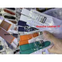 Genuine Leather Strap Bnad Untuk Samsung Gear S3 Classic/Frontier