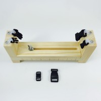 Alat Pembuat Gelang Paracord Bahan Kayu Solid
