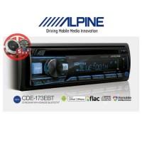 Single Din ALPINE CDE-173EBT