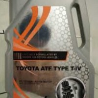 Bisumira - Oli matic ATF T4 untuk Toyota