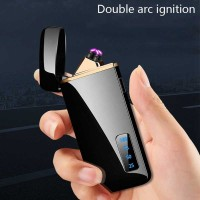 JOBON Korek Api Elektrik Pulse Plasma Arc Lighter Touch Sensor HF-800
