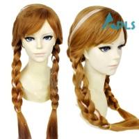 Wig / Rambut Palsu Wanita Model Panjang Untuk Kostum Cosplay