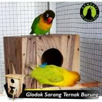 GLODOK GELODOK SARANG BURUNG LOVEBIRD