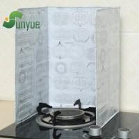 Gas Plat Aluminium Foil Anti Minyak untuk Kompor