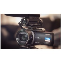 BIG PROMO RAMADHAN Sony FDR-AX53 4K Ultra HD Handycam Camcorder