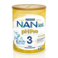 Terpopuler ! Susu Nan Kid Ph Pro Tahap 3 800 g (HOT PROMOO)