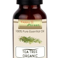 Original Happy Green Organic Tea Tree Essential Oil (10 Ml) -Murni