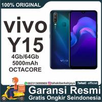 VIVO Y15 [4GB/64GB] SMARTPHONE