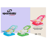 Makassar Baby Bather Space Baby SB-115 kursi mandi bayi