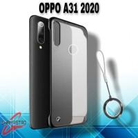 Case Oppo A31 2020 Borderless Slim Fit Premim Hardcase