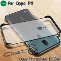 Case Oppo F11 Borderless Slim Fit Premim Hardcase