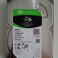 "HDD SEAGATE 500GB 3,5"" SATA GARANSI 1 TAHUN"