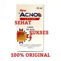 New Acnol Lotion (10ml) - Obat Jerawat