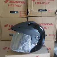 Helm Honda TRX-3 TRX3 TRX - 3 Baru, Ori, Helm Half Face SNI
