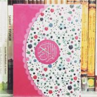 [B6] Al Quran Yasmina Tajwid Terjemahan - Quran Rainbow - Hardcover