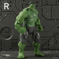 SUPERHERO Miniatur Action Figure Karakter Marvel Hulk Avenger Infinity