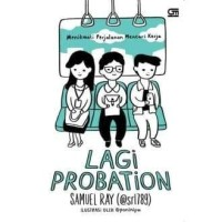 Buku Lagi Probation-Menikmati Perjalanan Mencari Kerja   Samuel Ray