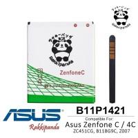 Baterai Asus Zenfone C 4C Z007 ZC451CG Double IC Protection